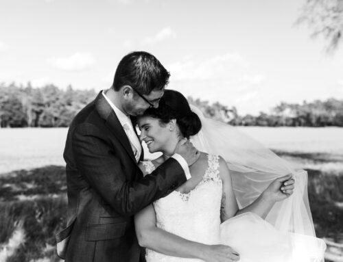 Welcher Zeitpunkt eignet sich am besten für die Brautpaarportraits?